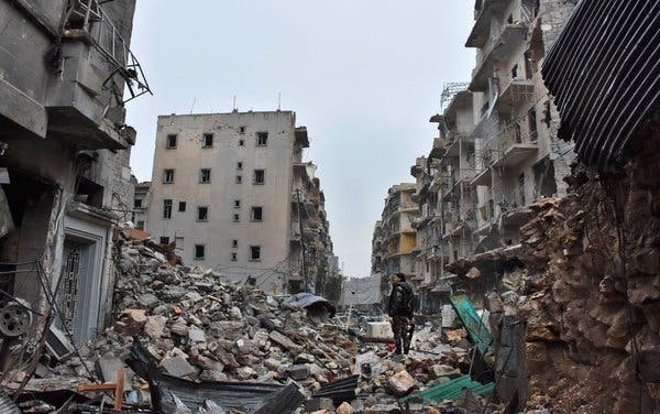 """How Assad Regime Turns """"Recovery"""" and Humanitarian Aid into """"Repression"""""""