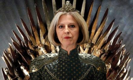 UK Politics as a Game of Thrones Episode