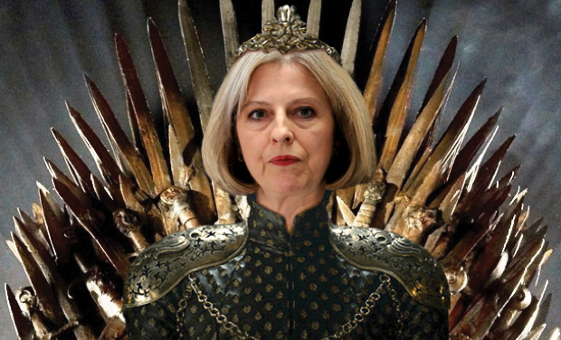 UK Politics as a Game of Thrones Episode