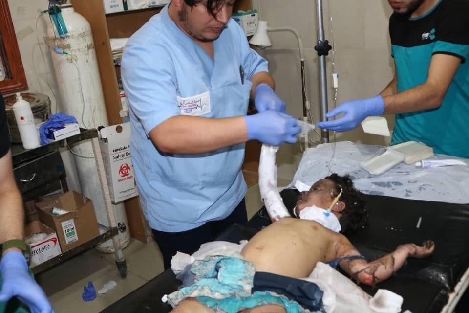 "Syria Daily: Assad Regime Buries Russia's ""Ceasefire"" in Northwest"