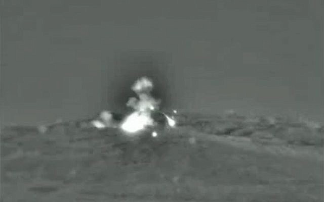 Syria Daily: Israel Strikes After Rockets Fired Into Golan Heights