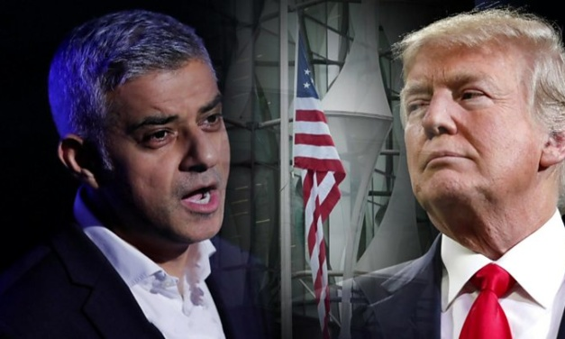 EA on BBC: Why is Trump Attacking London's Mayor?