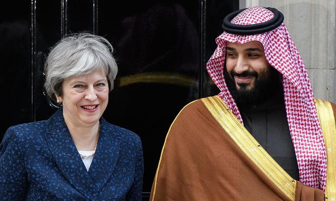 EA on talkRADIO: UK Arms to Saudi Arabia Suspended; Trump and US-Iran Confrontation