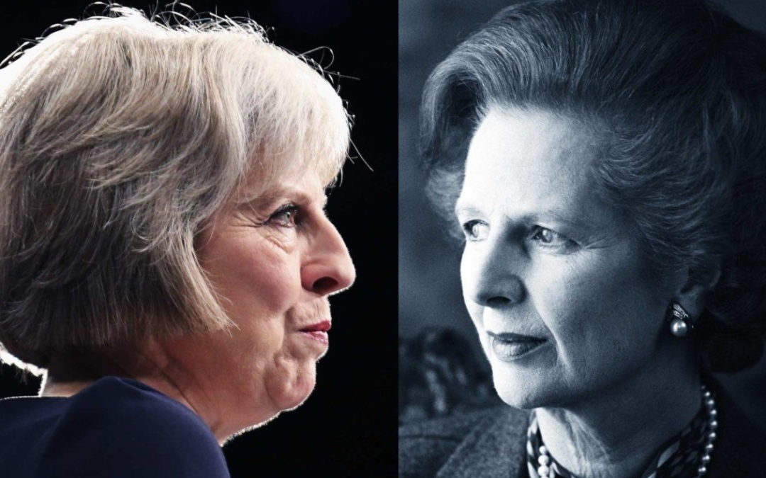 Don't Compare Theresa May to Margaret Thatcher — It's a Trap