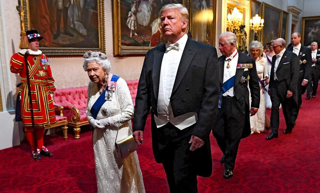 EA on talkRADIO: Dealing with Trump in the UK; Johnson as Next Prime Minister? (Not Quite)