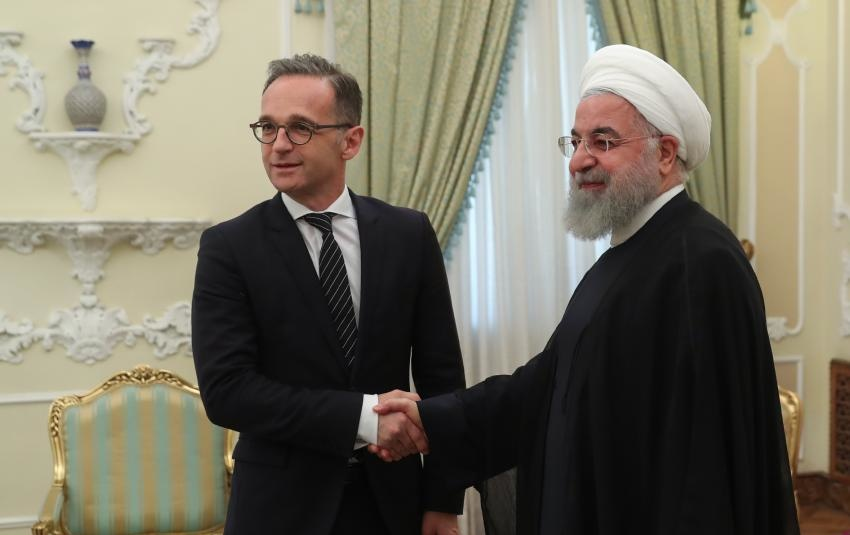 Iran Daily: Tehran Rebuffs Germany's Mediation, Criticizes Europe as Well as US