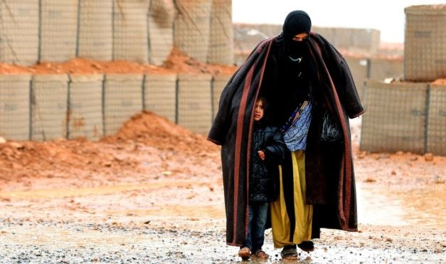 Another Woman and Her Newborn Son Die in Syria's Rukban Camp