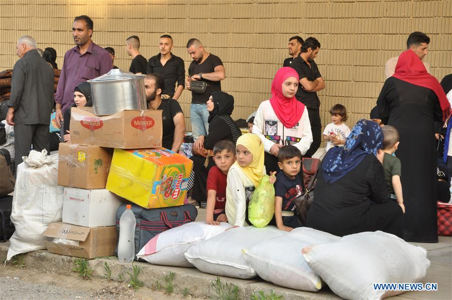 Syria Daily: Refugees Return…and Are Detained by Regime