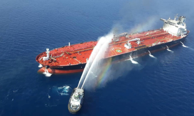 Iran Daily: Parliament Speaker — US May Have Attacked Tankers