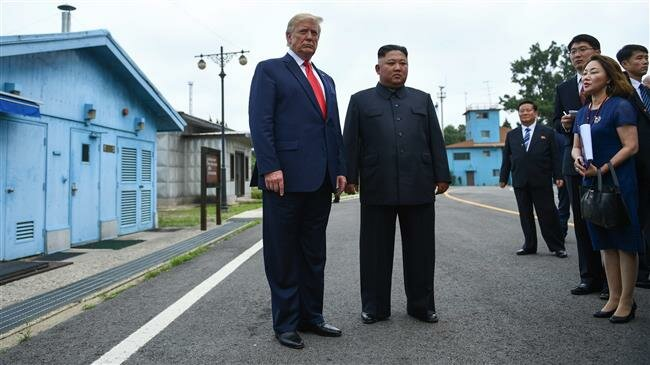 TrumpWatch, Day 891: Trump — Another Photo Opportunity with North Korea's Kim