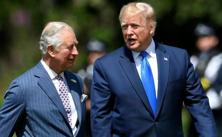 EA on talkRADIO: Trump Meets Queen, Bluffs Mexico