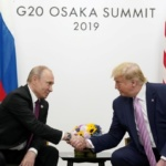 TrumpWatch, Day 889: Trump Jokes With Putin About Russia's Election Interference