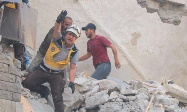 "Syria Daily: ""Idlib on the Brink of a Nightmare"" — Humanitarian Agencies"
