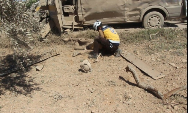 Syria Daily: Russia-Regime Strikes on 31 Civil Defense Positions Since April 26