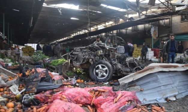 Syria Daily: Car Bomb Kills 11 in Afrin in Northwest