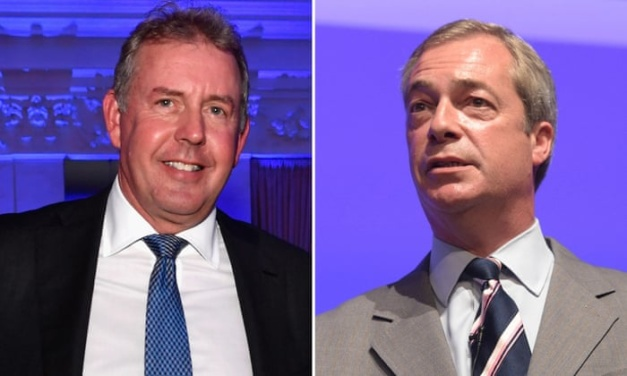 "EA on BBC and talkRADIO: Who Leaked UK Ambassador Darroch's Analyses of ""Inept"" Trump?"