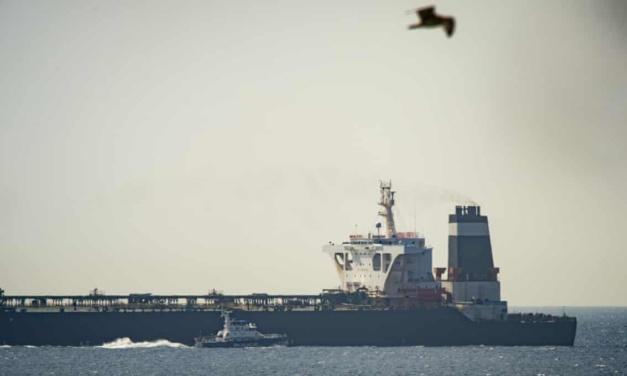 Iran Daily: Supertanker Seized Over Breaking of Oil Sanctions on Syria's Assad Regime