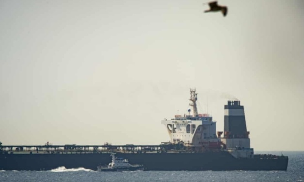 "Iran Daily: ""UK Will Soon Release Our Supertanker"" (But Gibraltar Says ""No"")"