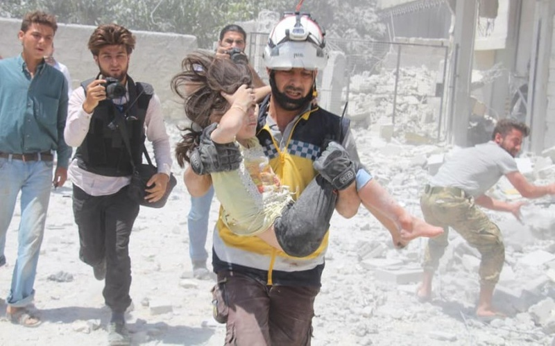 Syria Daily: Another Pro-Assad Mass Killing in Idlib Province