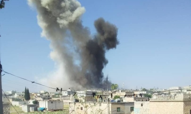Syria Daily: Pro-Assad Forces Resume Airstrikes in Northwest