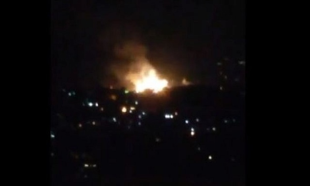 Syria Daily: Israel Attacks Pro-Assad Positions Near Damascus and Homs