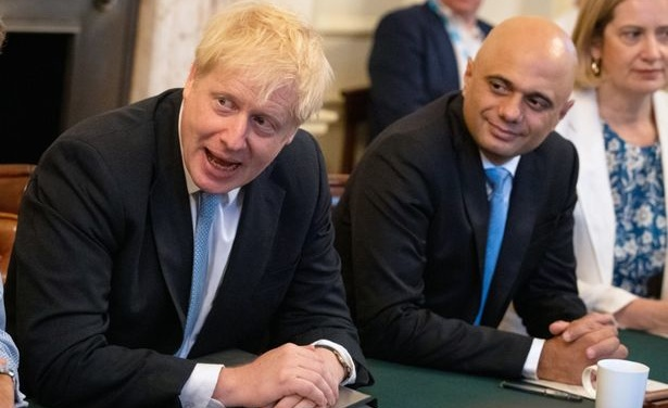The 1st 24 Hours of Boris Johnson's Amusement Over Substance