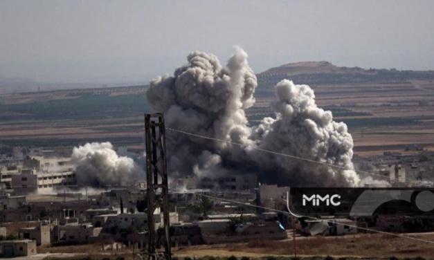 "Syria Daily: Assad Regime Blasts ""Ghost Town"" of Khan Sheikhoun"