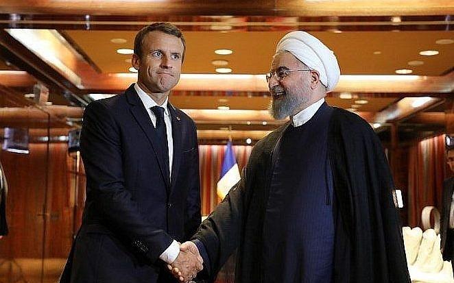 Iran Daily: Macron Tries Again to Mediate Nuclear Deal, US-Tehran Tensions