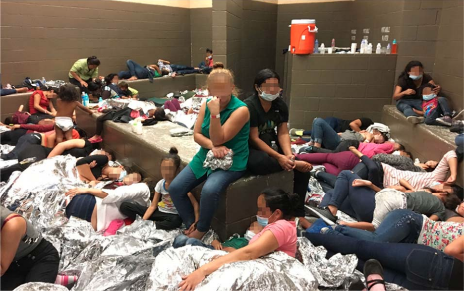TrumpWatch, Day 894: Inhumane Conditions in Migrant Detention Centers — Government Watchdog