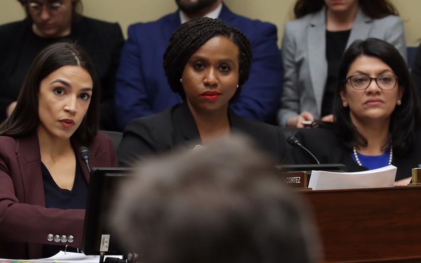 TrumpWatch, Day 906: Trump's Twitter Racism v. Democratic Congresswomen