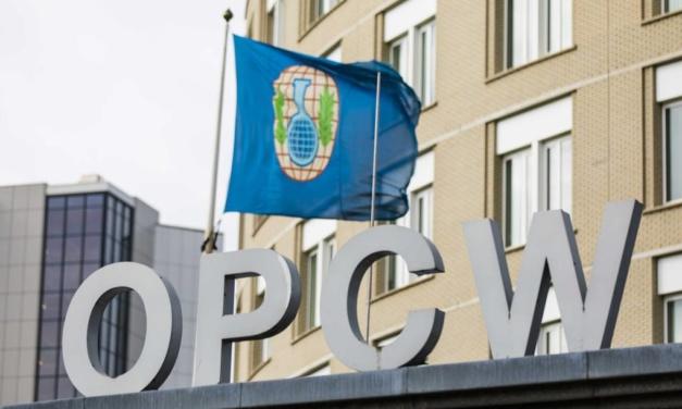 OPCW States Denounce Chemical Attacks in Syria, Back Inspectors v. Russia-Regime Propaganda