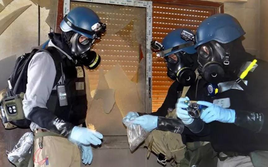 Syria: New Inspections Team to Consider Blame for 9 Chemical Attacks, Including Douma