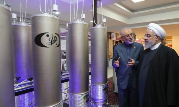 Iran Daily: Tehran Breaks Nuclear Deal With Advanced Uranium Centrifuges