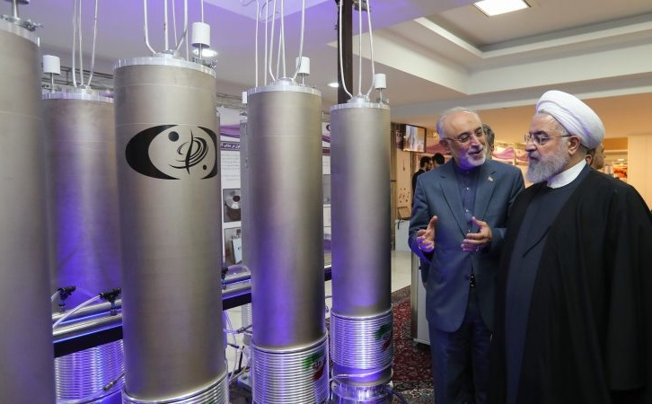 Iran Daily: Tehran Breaks Nuclear Deal With Advanced Uranium Centrifuges