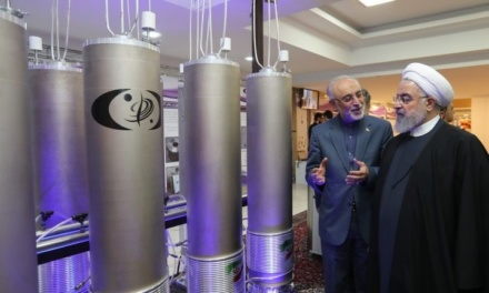 UPDATED: Europe — Iran's Production of Uranium Metal Threatens 2015 Nuclear Deal