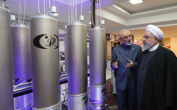 Iran Daily: Further Suspension of Nuclear Deal with Advanced Uranium Centrifuges