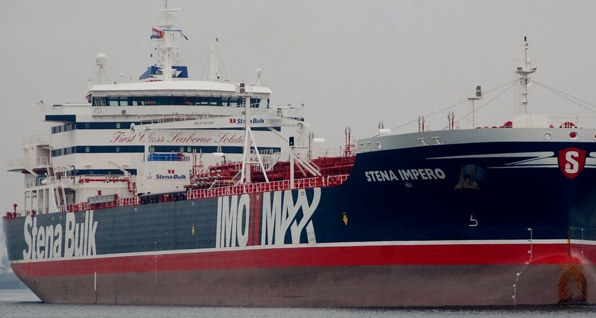 Iran Daily: Revolutionary Guards Seize UK Oil Tanker, Deny Taking a 2nd