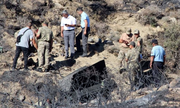 Syria Daily: Assad Regime Anti-Aircraft Missile Hits Cyprus