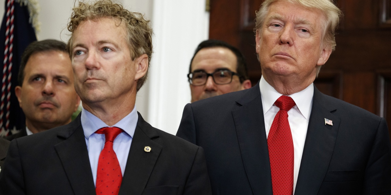 Iran Daily: Trump Appoints Sen. Rand Paul as Envoy for Talks — Report