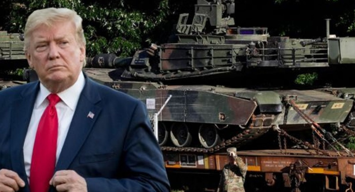 EA on CNN: July 4 Is Not A Day for Trump and Tanks