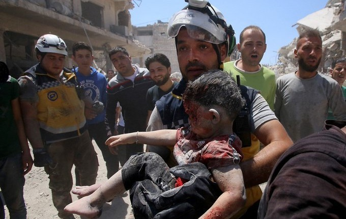 Syria Daily: 59 Killed in Pro-Assad Bombing of Idlib Province