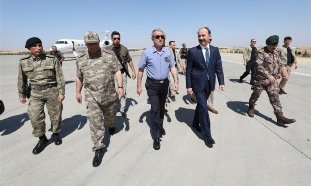 """Syria Daily: Turkey — Joint Ops with US for """"Safe Zone"""" To Start Soon"""