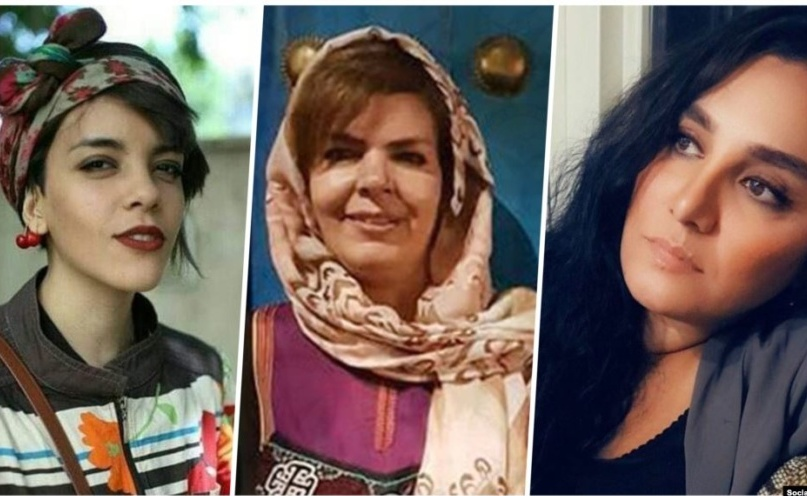 Iran Daily: 16-Year Sentences for Handing Out Flowers and Not Wearing Hijab
