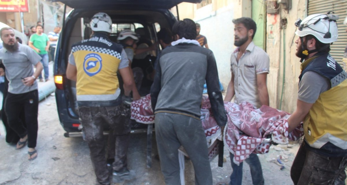 Syria Daily: A Massacre of the Innocents in Idlib