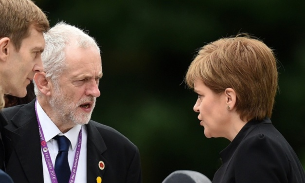 EA on talkRADIO: Labour Courts Scottish Nationalists as Government Rushes Towards No Deal Brexit