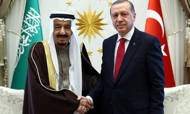 Saudi Arabia's Monarchy Resists a Rapprochement with Turkey