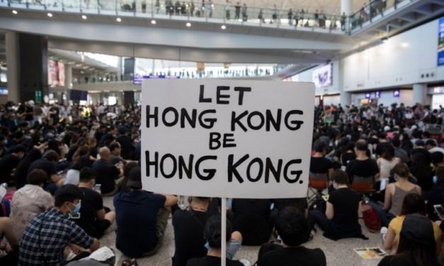EA on talkRADIO: Will Beijing Intervene Against Hong Kong Protesters?