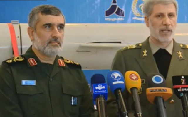 Iran Daily: Tehran Shows Off Improved Missile Defense System