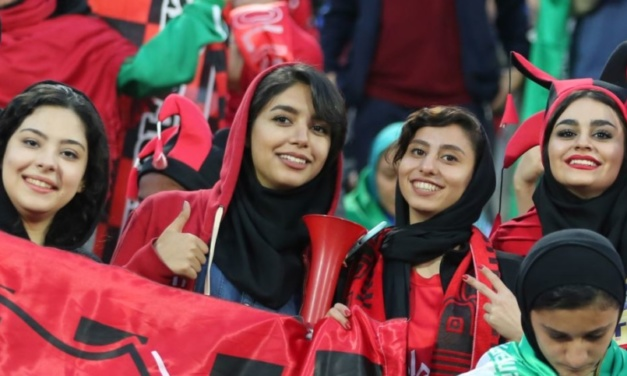 Iran Daily: Release Women Detained for Going to Football Stadium — Human Rights Watch