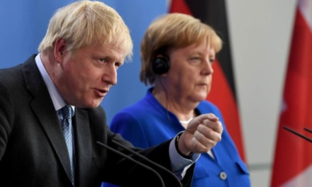 EA on talkRADIO: The Reality of Boris Johnson's Brexit Meeting in Germany; Is UK's HS2 Railway Doomed?